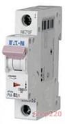 Автоматический выключатель Moeller PL6 В 16A 1пол. (1ф), PL6-B16/1