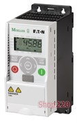 Преобразователь частоты 0,75 кВт трёхфазный 380В Moeller