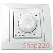 Термостат для конвекторов terneo rol, белый