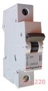 Автоматический выключатель 50А, 1 полюс, тип С, 419669 Legrand RX3