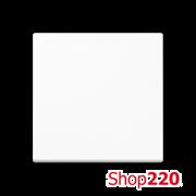 Клавиша 1-кл., белый, Jung A500 A590WW