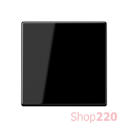 Клавиша 1-кл., черный, Jung A500 A590SW