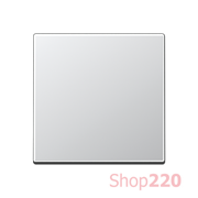 Клавиша 1-кл., алюминий, Jung A500 A590AL