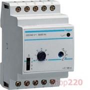 Термостат многофункциональный без датчика, EK186 Hager
