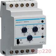 Термостат многофункциональный без датчика, EK187 Hager