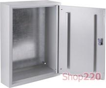Корпус металлический 400х300х150, IP31, e.mbox.pro.p.40.30.15z ENEXT s0100232