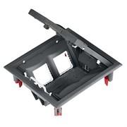 Лючок напольный для розеток, 8 модулей, ULTRA ETK44108 Schneider Electric