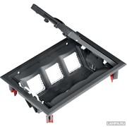 Лючок напольный для розеток, 12 модулей, ULTRA ETK44112 Schneider Electric