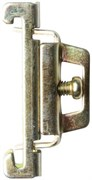 Ограничитель на DIN-рейку e.tc.din.pro.end.metal Enext p051006