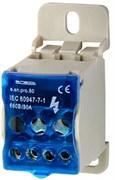Блок распределительный 80А на DIN-рейку, e.sn.pro.80 Enext p0680001