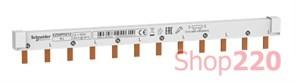 Гребенка двухполюсная для автоматов, 12 модулей, EZ9XPH212 Schneider Electric