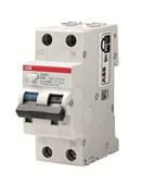 Диф. автомат 10А, 30мА, уставка C, DS201 C10 AC30 ABB 2CSR255080R1104