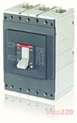 Автоматический выключатель 630А, FormulA A3N 630 ELT-LI F F, ABB 1SDA066566R1