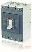 Автоматический выключатель 500А, FormulA A3N 630 TMF 500-5000 3p F F, ABB 1SDA066564R1