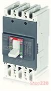 Автоматический выключатель 125А, FormulA A1B 125 TMF 125-1250 3p F F, ABB 1SDA066708R1